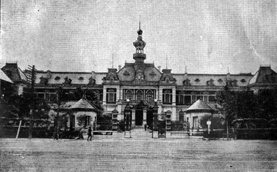 東京府庁、東京市庁