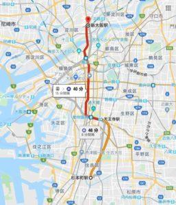 大阪都構想が必要な理由〜鉄道事業に見る縮図〜